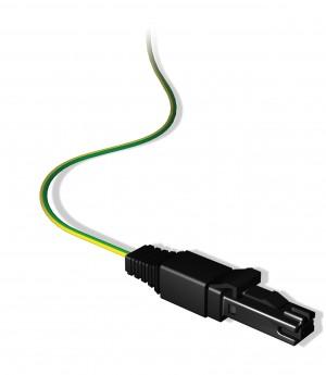 Brand-Rex MT-RJ OM3 50/125 Fibre Optic Pigtail 1m