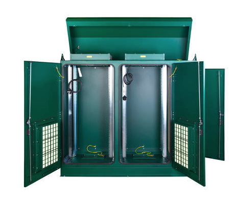 IP55 / IP65 Outdoor Street Cabinets (Stainless Steel)