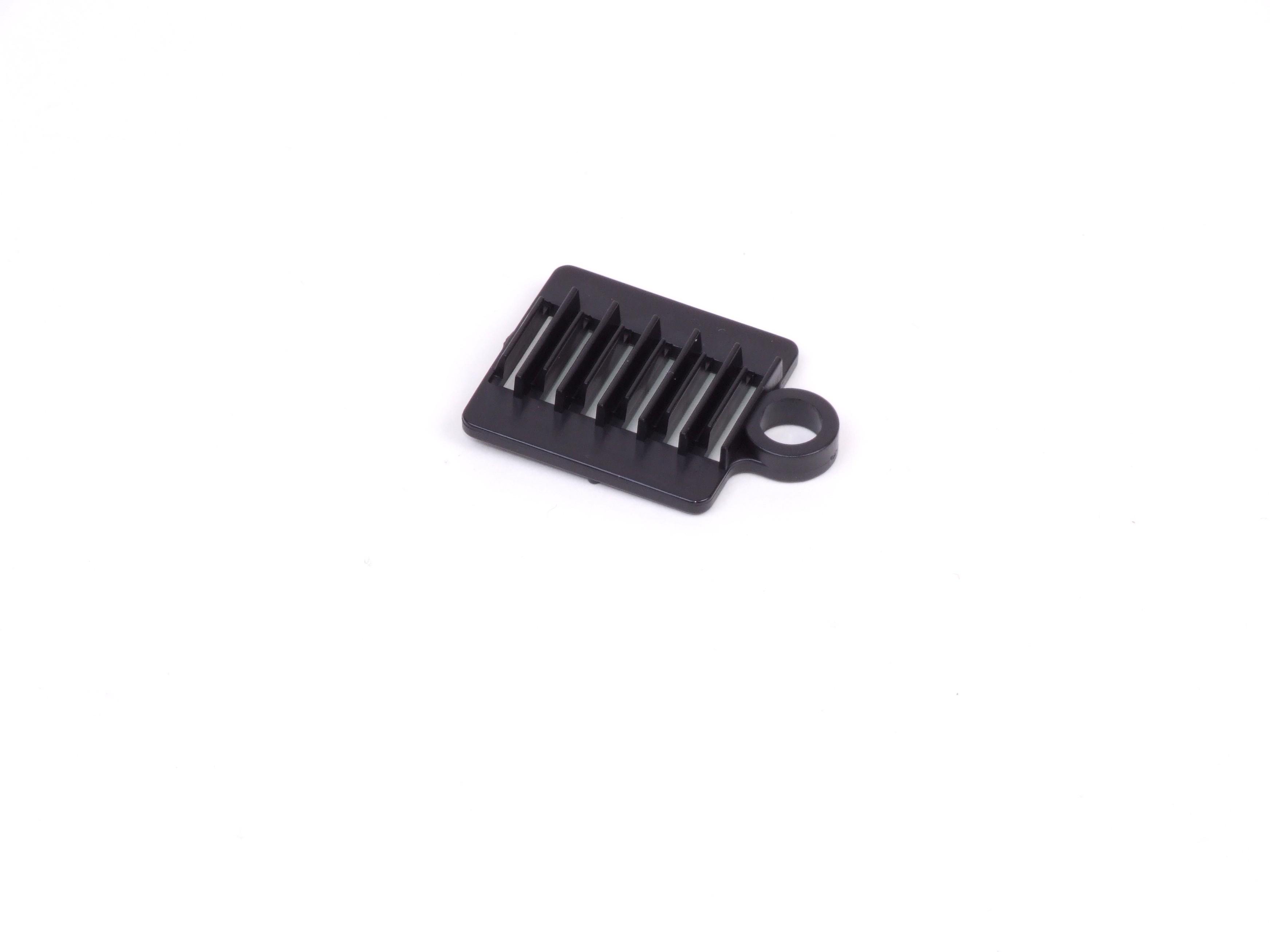 6 way fibre splice holder clip