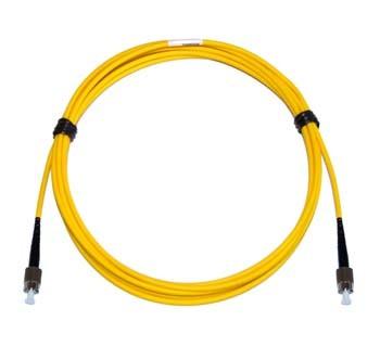 FC - FC Singlemode fibre patch cord Simplex 0.18m