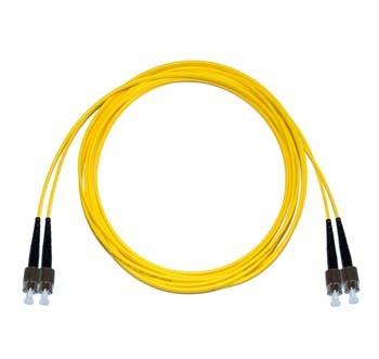 FC - FC Singlemode fibre patch cord Duplex 20m