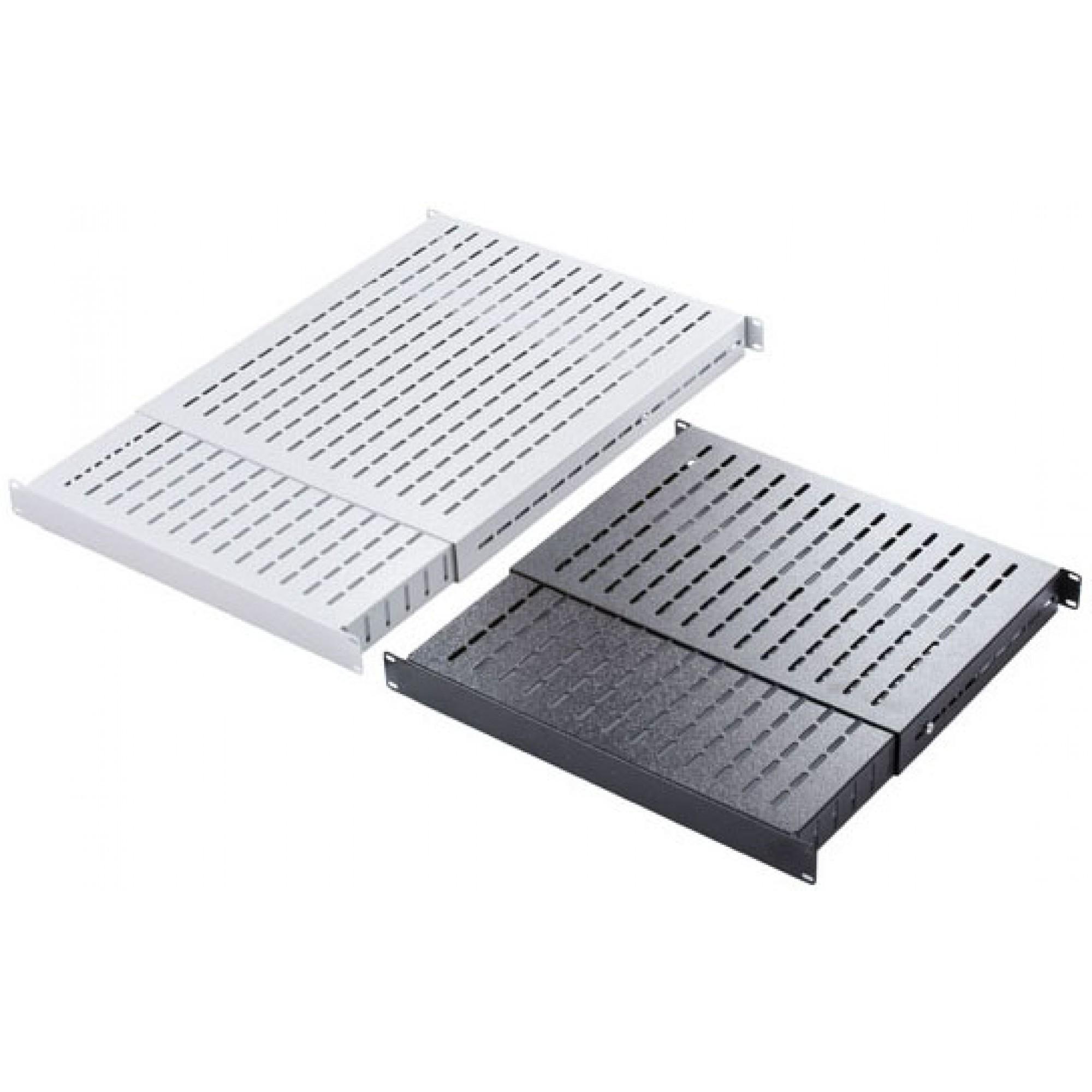 370mm - 600m grey adjustable  shelf