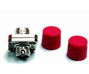 10dB FC Singlemode Bulkhead Fibre Attenuator