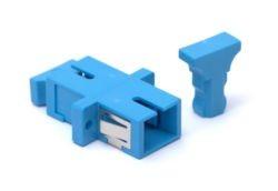 SC singlemode Simplex Patchcord Ceramic Sleeve Bulkhead adaptor
