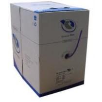 Cat5e Gplus Violet UTP 304m cable