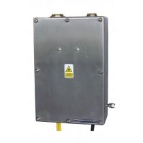 Optical Fibre 48 Way IP67 Splice Enclosure - LUL Compliant