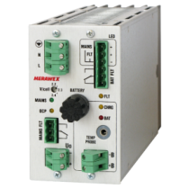 ZM48V3A-151A - 48V / 3A Controlled buffer battery UPS