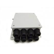 Fibre Optic Compact Cable Manifold - Grey