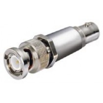 BNC Coaxial Attenuator 75Ω 0.5W 3dB DC to 2000 MHz