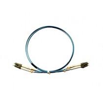 LC - LC Multimode fibre patch lead 50/125 OM3 Duplex 0.5m