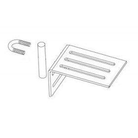 Under Floor Mounting Kit with 25mm U Bolt