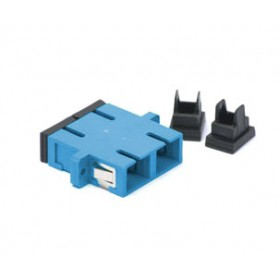 SC Dual Fibre Coupler Adapter Singlemode