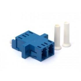 LC singlemode Dual Ceramic Sleeve Bulkhead adaptor