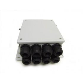 Compact Optic Fibre Cable Manifold - Cream - disable