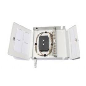 48 Way FC Singlemode Fibre Optic Wall Splice Patch Box