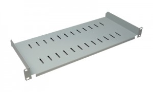 1U 200mm Deep Modem Shelf/Cantilever shelf
