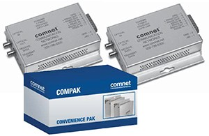 Comnet Compak FDX50M2 Twin RS232/422 Duplex Data Convenience Pack
