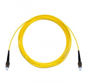 FC - FC Singlemode fibre patch cable Simplex 0.5m