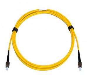 FC - FC Singlemode fibre patch cable Simplex 1m