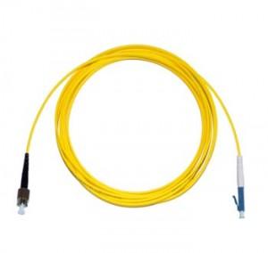 FC - LC Singlemode fibre patch cord Simplex 4m