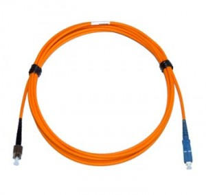 FC - SC Multimode fibre patch lead 62.5/125 OM1 Simplex 5m