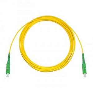 SC/APC - SC/APC Singlemode fibre patch cable Simplex 1m