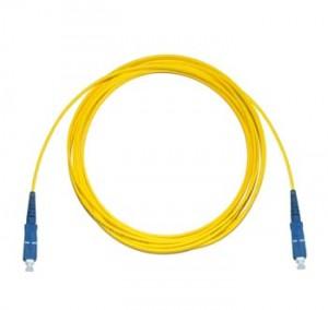 SC - SC Singlemode fibre patch lead Simplex 1m