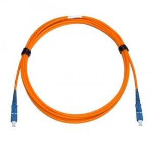 SC - SC Multimode fibre patch lead 62.5/125 OM1 Simplex 3m