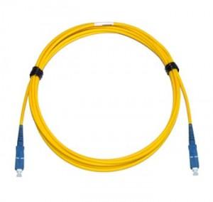 SC - SC Singlemode fibre patch cable Simplex 0.5m