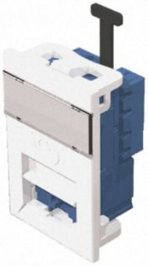 Brand-Rex Cat5e UTP GigaPlus Slimline Module - 38mm x 25mm