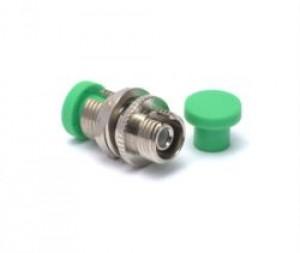 FC/APC singlemode Simplex Ceramic Sleeve Bulkhead adaptor