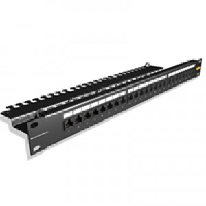 Brand-Rex 24 Port Cat6 Patch Panel UTP