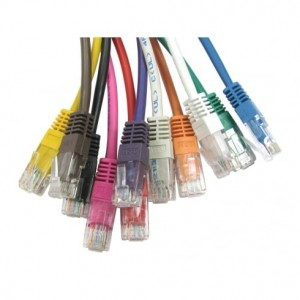1m Cat6 patch cable RJ45 UTP
