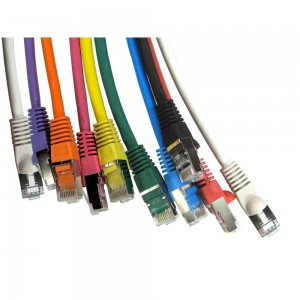 0.5m Cat6a SFTP Patch cable - Gigabit Ethernet lead