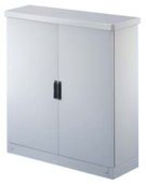 IP55 Basic enclosure Outdoor data cabinet 1200x1200x500