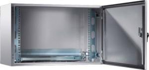 16U Outdoor IP55 Wall Mount Data Cabinet 600mm x 350mm