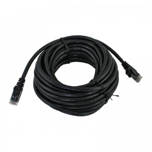 30m External Cat6 UTP LDPE RJ45 Patch Leads