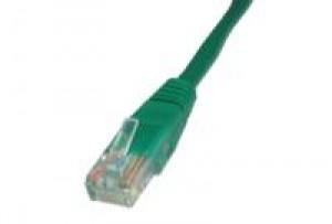 Green 0.25m Cat5 Ethernet cable - Patch cable RJ45 UTP