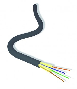 Brand-Rex fibre cable 24 core OS2 tight buffered LSOH