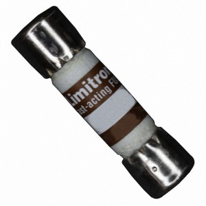 Cooper Bussmann - 20Amp fast acting fuse