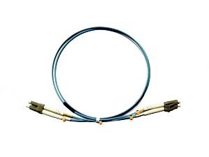 LC - LC OM4 Duplex fibre patch Cable 50/125