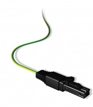 Brand-Rex MT-RJ OM3 50/125 Fibre Optic Pigtail 1m