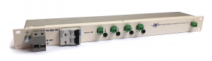 DC Distribution Panel, 4 Way – 48V, PO-48S2 MF
