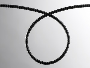Outdoor optical fibre protection tubing – 3 x 1.4mm Black