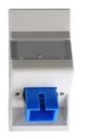 SC Singlemode Angled Fibre Module 50x25mm