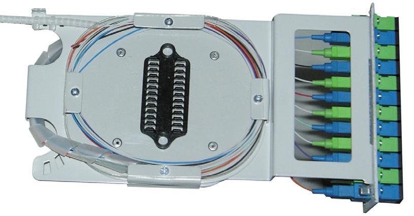 Fibre Optical Distribution Modules Odf