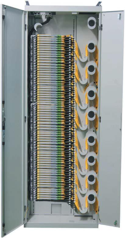 Angora Optical Fibre Distribution Odf System